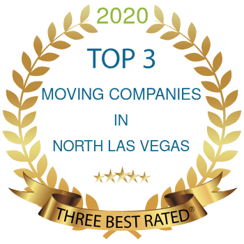 Top 3 Moving Companies in North Las Vegas