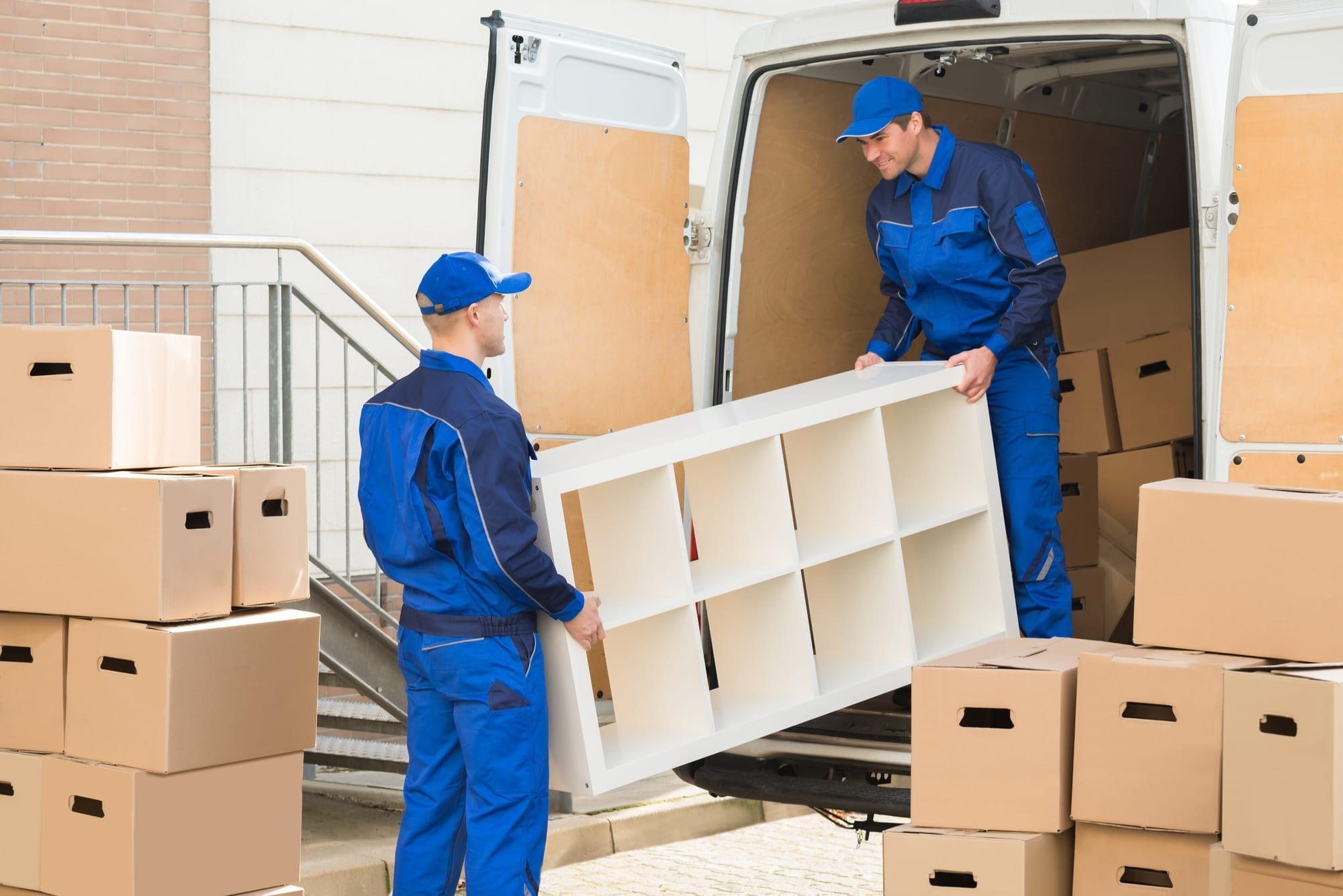 Hire Full Service Movers
