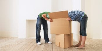 Ways to pack up your entire apartment within a couple of days